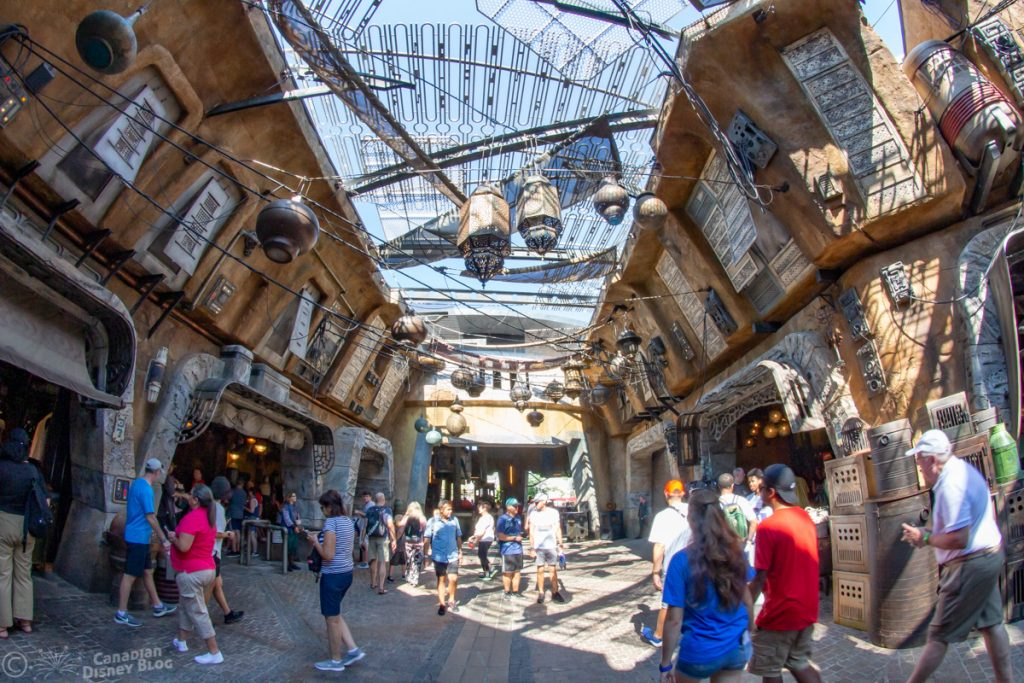 Black Spire Outpost in Star Wars Galaxy's Edge