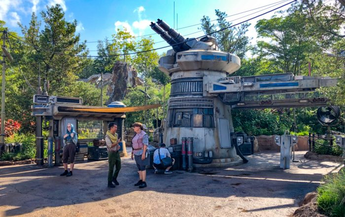 Rise of the Resistance at Star Wars Galaxy's Edge