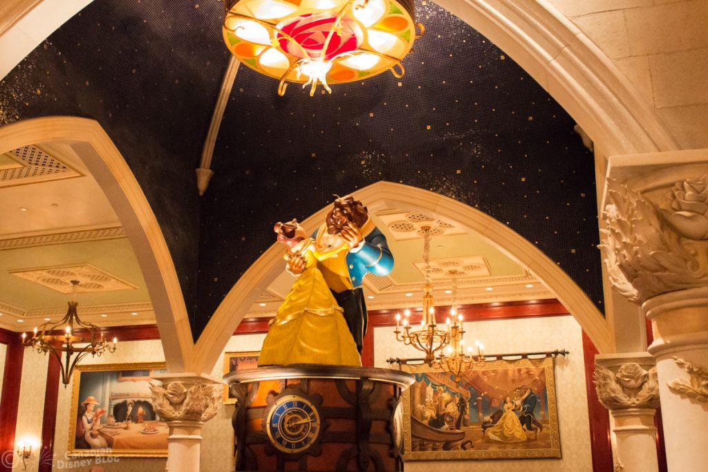 Be Our Guest Restaurant Castle Gallery