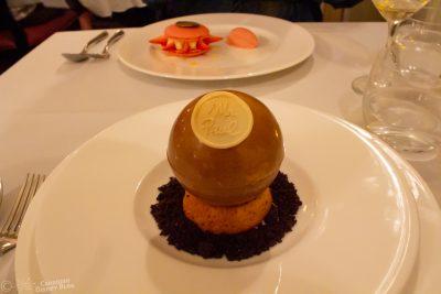 Monsieur Paul Milk Chocolate Sphere