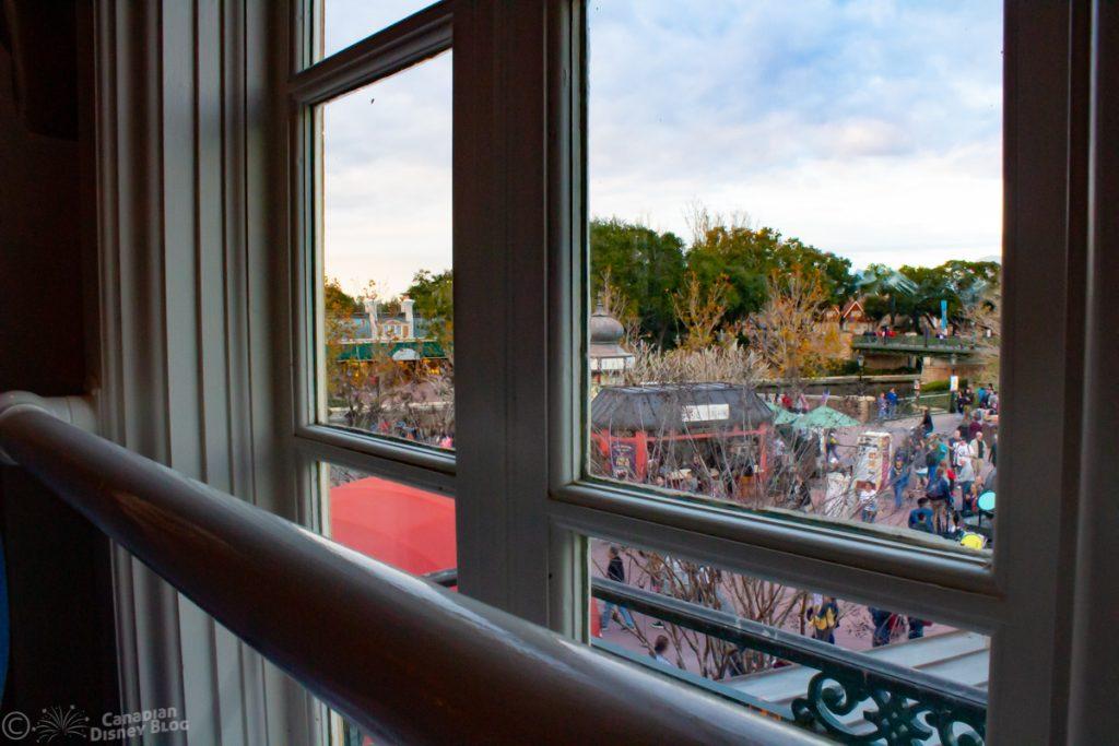Window View from Monsieur Paul