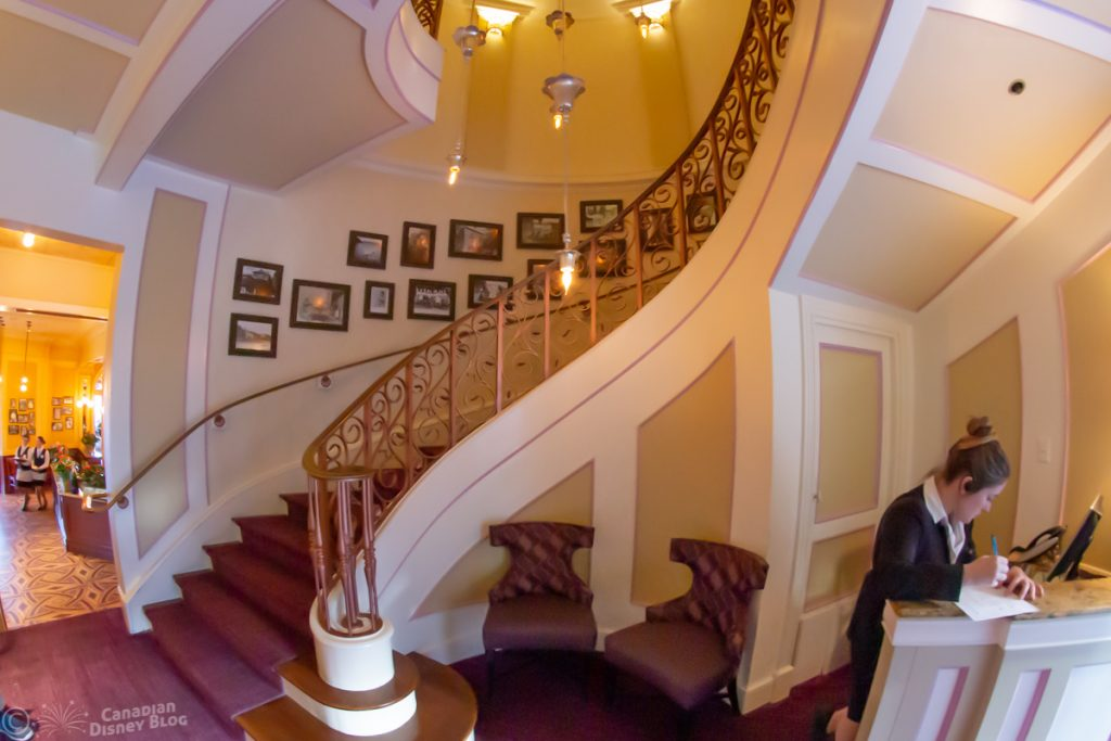 Monsieur Paul Staircase