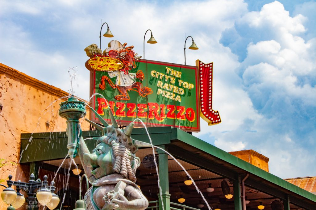 PizzeRizzo in Disney's Hollywood Studios