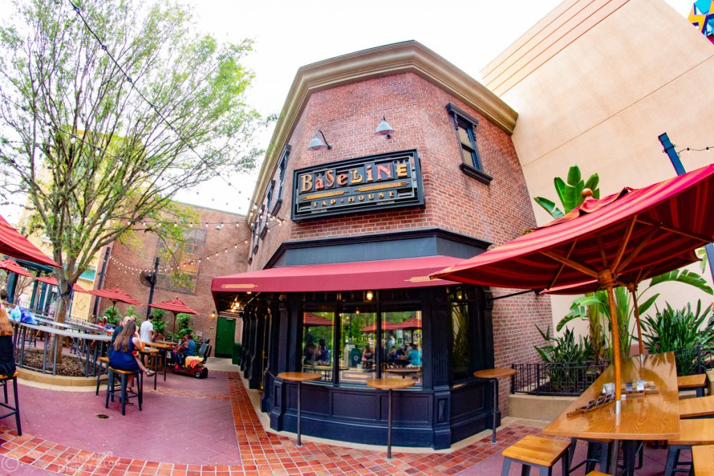 Baseline Taphouse in Disney's Hollywood Studios