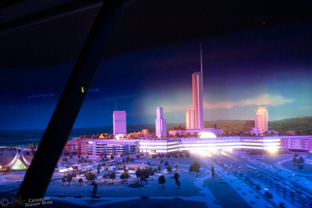 Experimental Prototype Community of Tomorrow from Tomorrowland Transit Authority Peoplemover