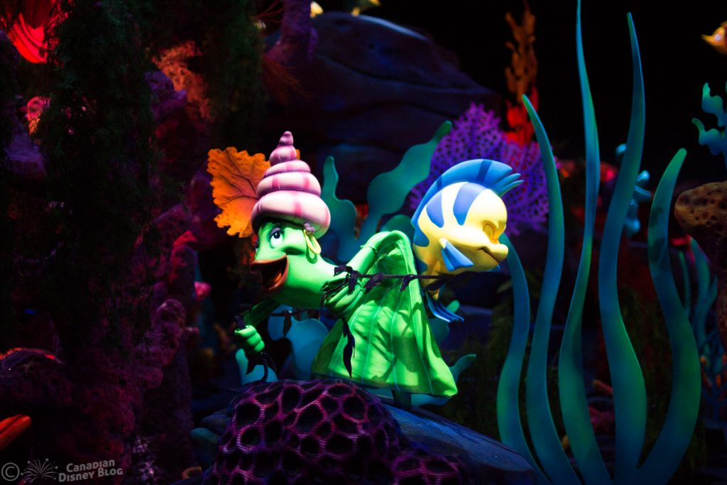 Under the Sea ~ Journey of the Little Mermaid at the Magic Kingdom