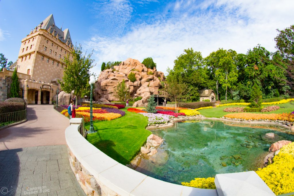 Le Cellier in Epcot