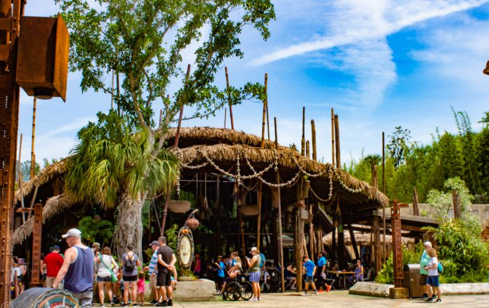 Satu'li Canteen in Pandora at Disney's Animal Kingdom