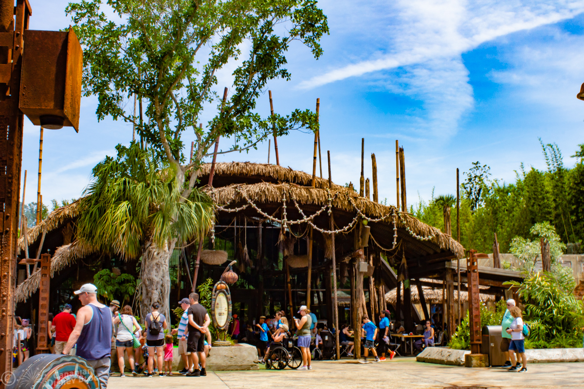 Satu'li Canteen in Pandora at Disney's Animal Kingdom