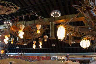 Satu'li Canteen Dining Area