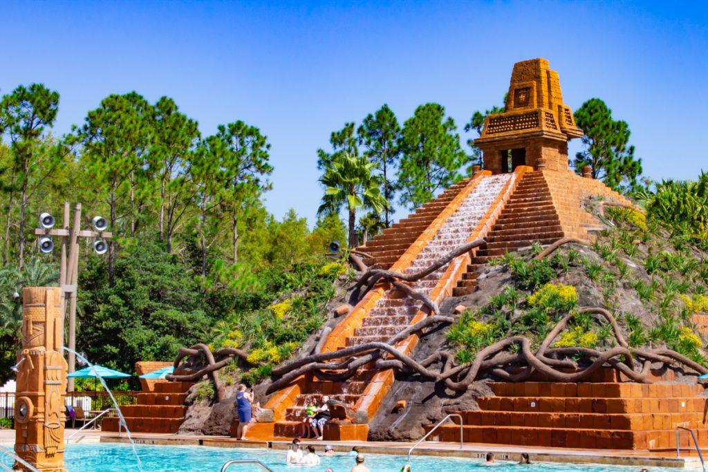Dig Site Pool at Disney's Coronado Springs Resort